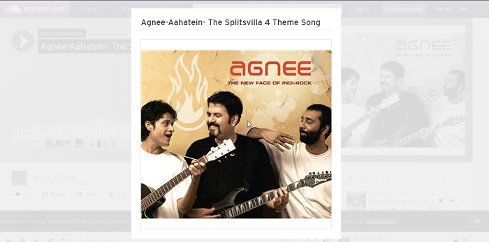 Free Download Splitsvilla 4 Theme Song