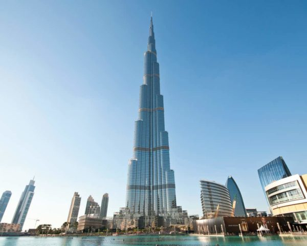 Burj Khalifa Facts Dubai