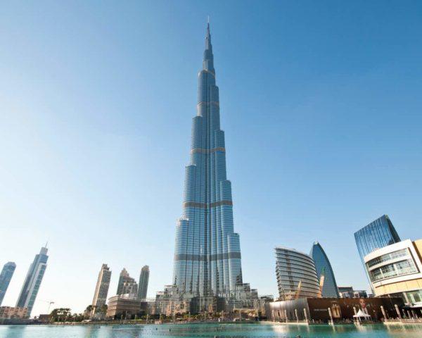 Burj Khalifa Facts Dubai