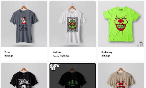 Buy Tantra Tshirt Online