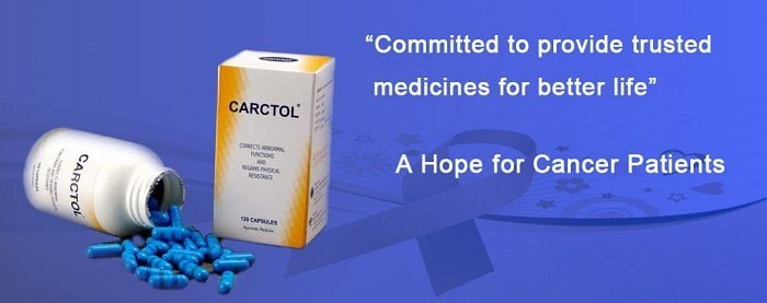 Carctol Ayurvedic treatment Cancer