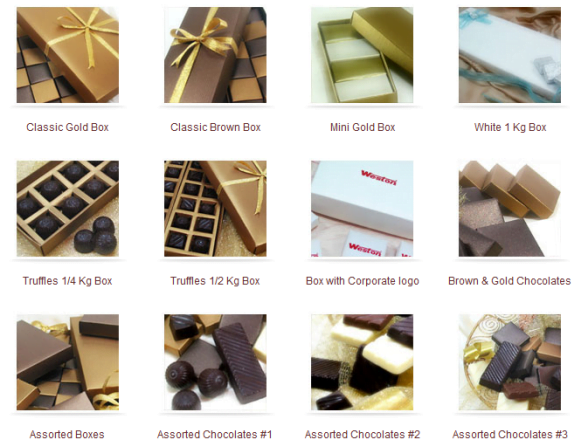 Corporate Chocolate Gift Pack