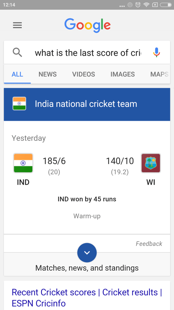 Google Now T20 Cricket (2)