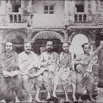 A group from Vaishnava, a sect founded by a Hindu mystic. His followers are called Gosvami-m