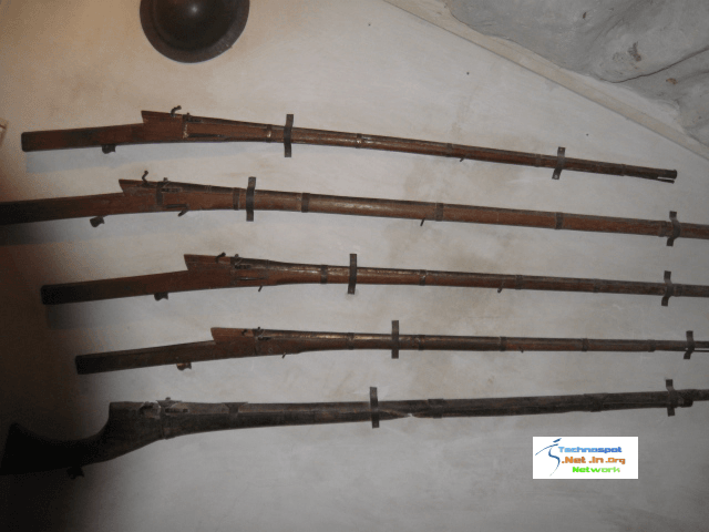 Guns of Jaisalmer