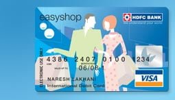 HDFC Debit Card