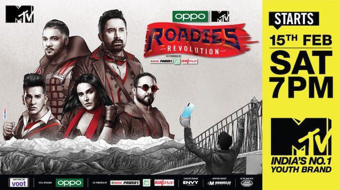 Download MTV Roadies Song