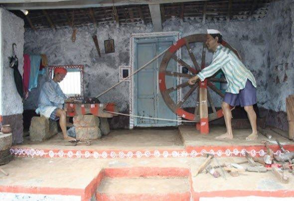 Madame Tussauds like Wax Museum in India – Siddhagiri Gramjivan 7