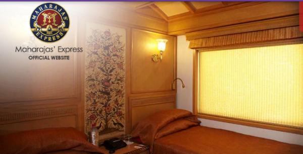 Maharaja Express Official Room Deleux