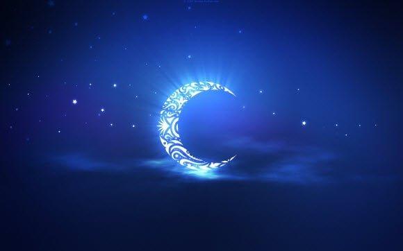Moon Ramadan Theme