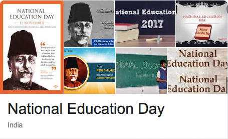 National Education Day India