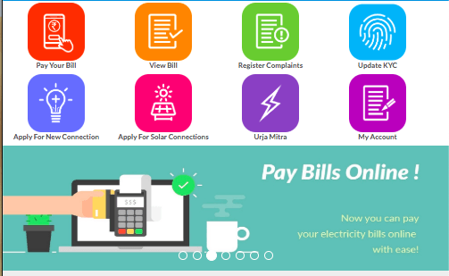 Pay Electricity Online
