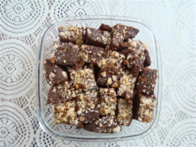 Home Made Chocolate Brownie Recipe