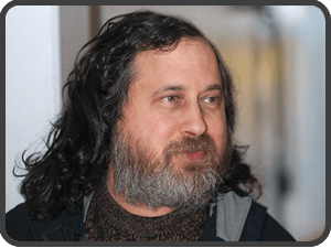 Richard Stallman to deliver a lecture at SJCET