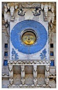 Sun Symbol in Udaipur
