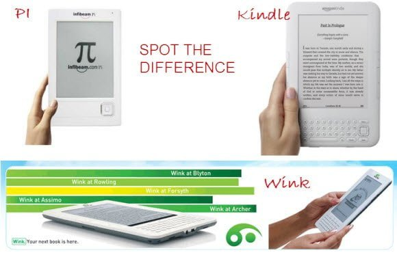 The Indian Kindle