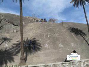 Tracking at Mount Abu