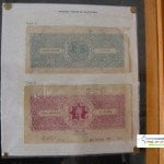 Two and Four Rupee Note Jaisalmer