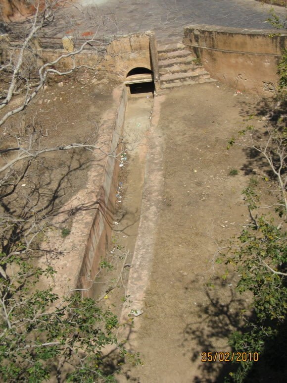 Water System for Jaigar Fort