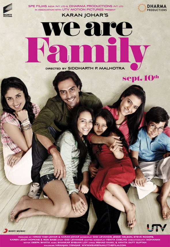 We Are Family Movie Review