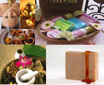 Ayurveda beauty principles India