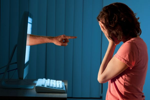 Victim Cyber Obscenity