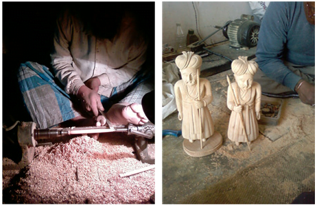 How woodcraft is made
