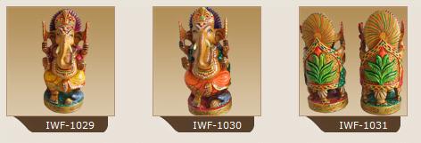 Wooden Indian handicrafts